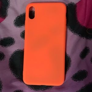 iPhone XS Max soft silicone case